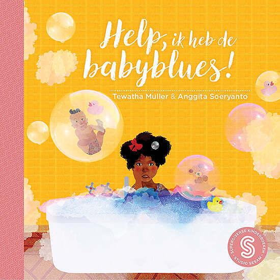 Help ik heb de babyblues Cover