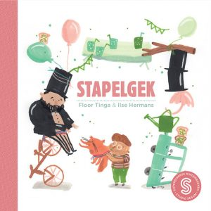 Stapelgek Cover