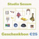 Sesam geschenkbon 25 euro