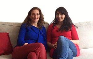 Annemarie en Asma