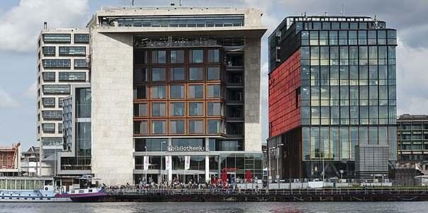 Perspresentatie in amsterdam op 09 03 over de sesam for Bibliotheek amsterdam