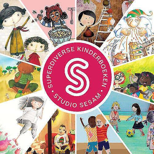 5 kleurrijke superdiverse kinderboeken