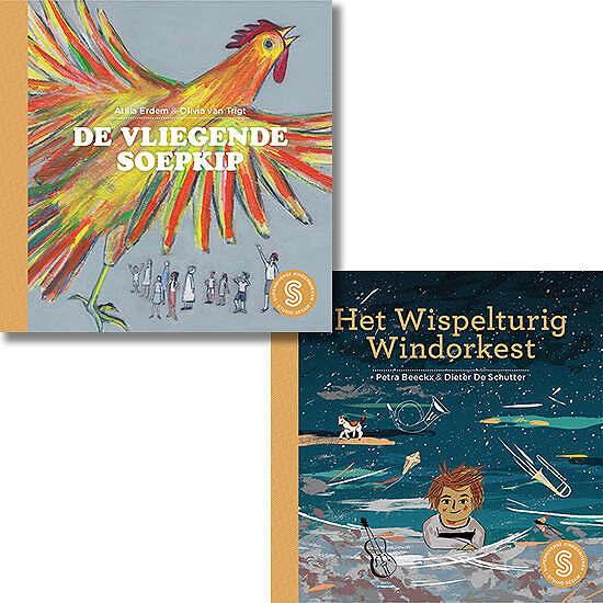 De vliegende soepkip / Het wispelturig windorkest